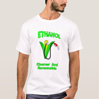 Un etanol más limpio playera