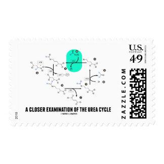 Un examen más cercano del ciclo de la urea sello postal