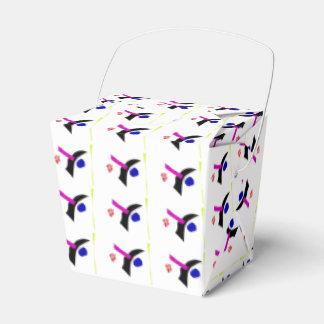 Un extranjero cajas para regalos de fiestas