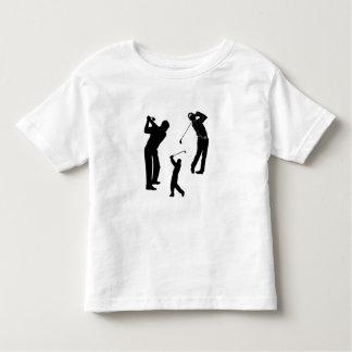 Un favorable de golf playera de bebé