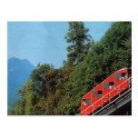 Un ferrocarril funicular más duro de Kulm, Interla Tarjetas Postales