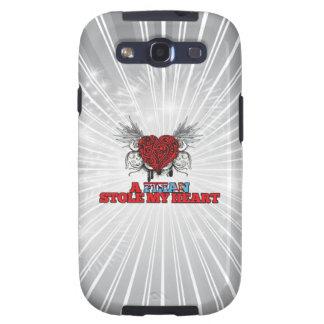 Un Fijian robó mi corazón Samsung Galaxy S3 Fundas