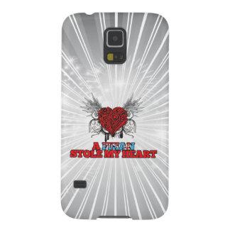 Un Fijian robó mi corazón Fundas De Galaxy S5