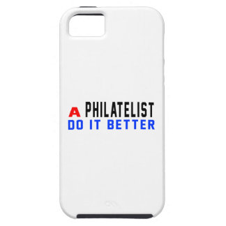 Un filatelista mejora iPhone 5 protector