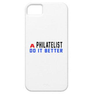 Un filatelista mejora iPhone 5 Case-Mate cárcasa