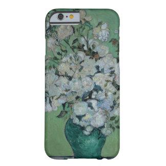 Un florero de rosas, 1890 (aceite en lona) funda barely there iPhone 6
