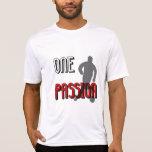 un fútbol de la pasión camiseta