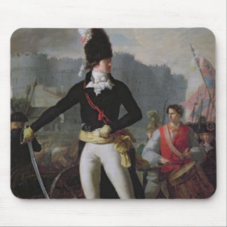 Un ganador del Bastille, el 14 de julio de 1789 Alfombrilla De Ratones
