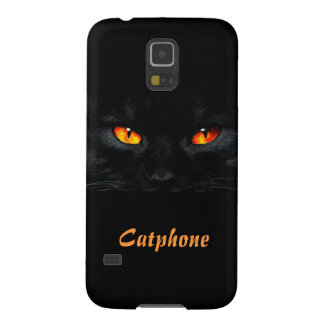 Un gato sin una caja de la galaxia S5 de Samsung Carcasa De Galaxy S5