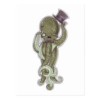 Un Gentlephalopod perfecto Postales