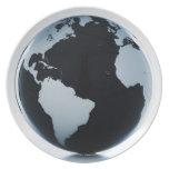 Un globo 3 platos