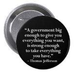 Un gobierno bastante grande darle… pin