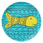Un Goldfish Plato