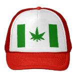 ¡un gorra canadiense verdadero!