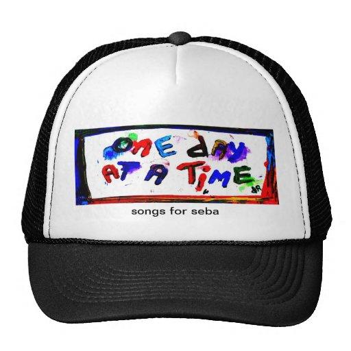 un gorra del día a la vez
