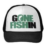 Un gorra IDO pescados de FISHIN