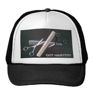 Un gorra para el estilista