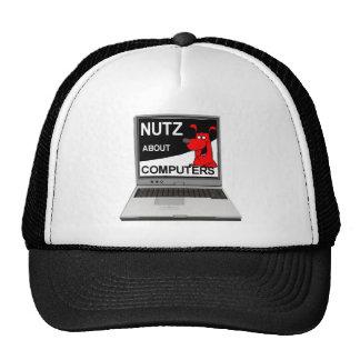 Un gorra para la fan del ordenador