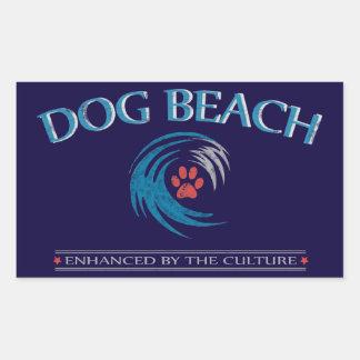 ¡Un gran pegatina para los amantes del perro y de