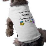 Un gran regalo camisa de mascota