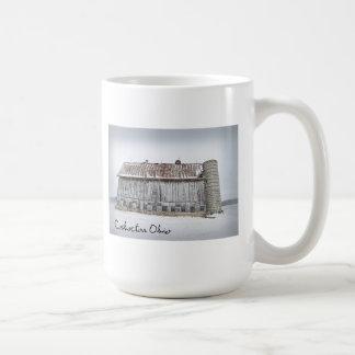 Un granero de Coshocton Taza De Café