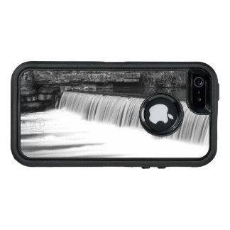 Un Grayscale apacible del cambio Funda OtterBox Defender Para iPhone 5