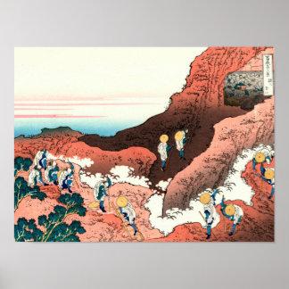 Un grupo de montañeses poster
