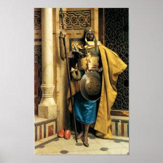 Un guardia de palacio posters