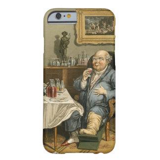Un gusto exquisito, con una comprensión agrandada funda barely there iPhone 6