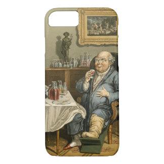 Un gusto exquisito, con una comprensión agrandada funda iPhone 7