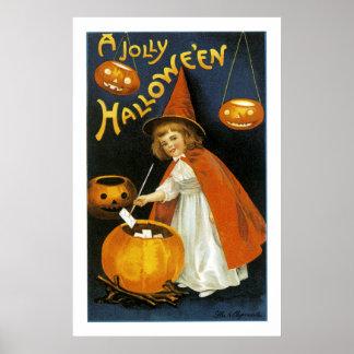 Un Halloween alegre Póster