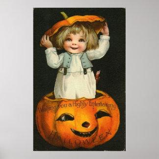 Un Halloween altamente entretenido Póster