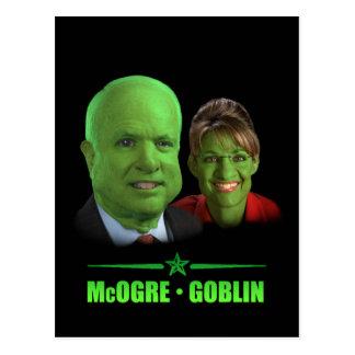 ¡Un Halloween republicano! Postales