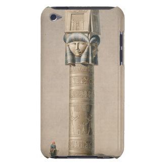 Un Hathor dirigió el pilar en Dendarah, ejemplo ' iPod Case-Mate Cárcasas