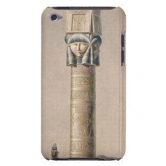 Un Hathor dirigió el pilar en Dendarah, ejemplo ' iPod Case-Mate Cobertura