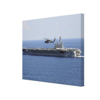 Un helicóptero de MH-60S Seahawk Impresion De Lienzo
