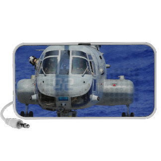 Un helicóptero del caballero del mar de CH-46E iPhone Altavoz