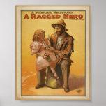 Un héroe desigual posters
