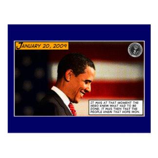 un héroe nació tarjetas postales