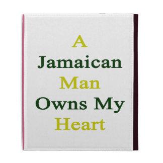 Un hombre jamaicano posee mi corazón