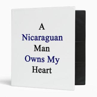 Un hombre nicaragüense posee mi corazón
