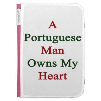 Un hombre portugués posee mi corazón