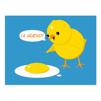 ¡¡un Huevo! Postales
