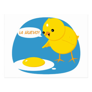 ¡¡un Huevo! Tarjetas Postales