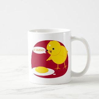 ¡¡un Huevo! Tazas De Café