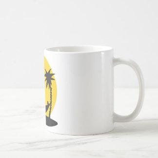 un icono más flojo de la hamaca tazas de café