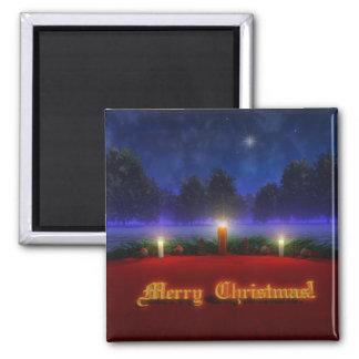 Un imán más brillante del navidad de las visiones