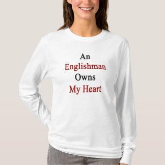 Un inglés posee mi corazón playera