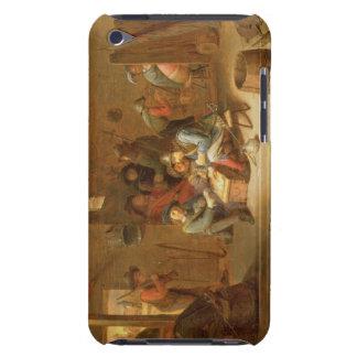 Un interior del Guardroom con los naipes de los so iPod Touch Case-Mate Carcasa
