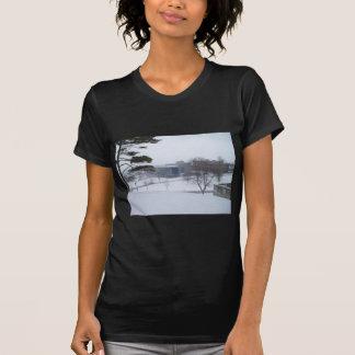 Un invierno de Syracuse Camisetas